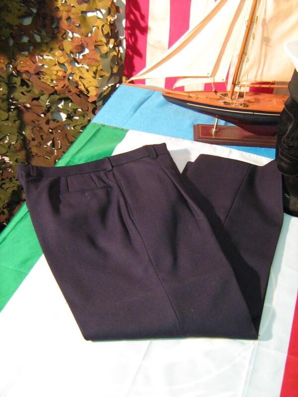 Taglia 50 Lunghi Emporio Blu Pantaloni Oliboni Militare iuTlwXOkZP